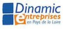 Logo de Dinamic Entreprises en Pays de la Loire